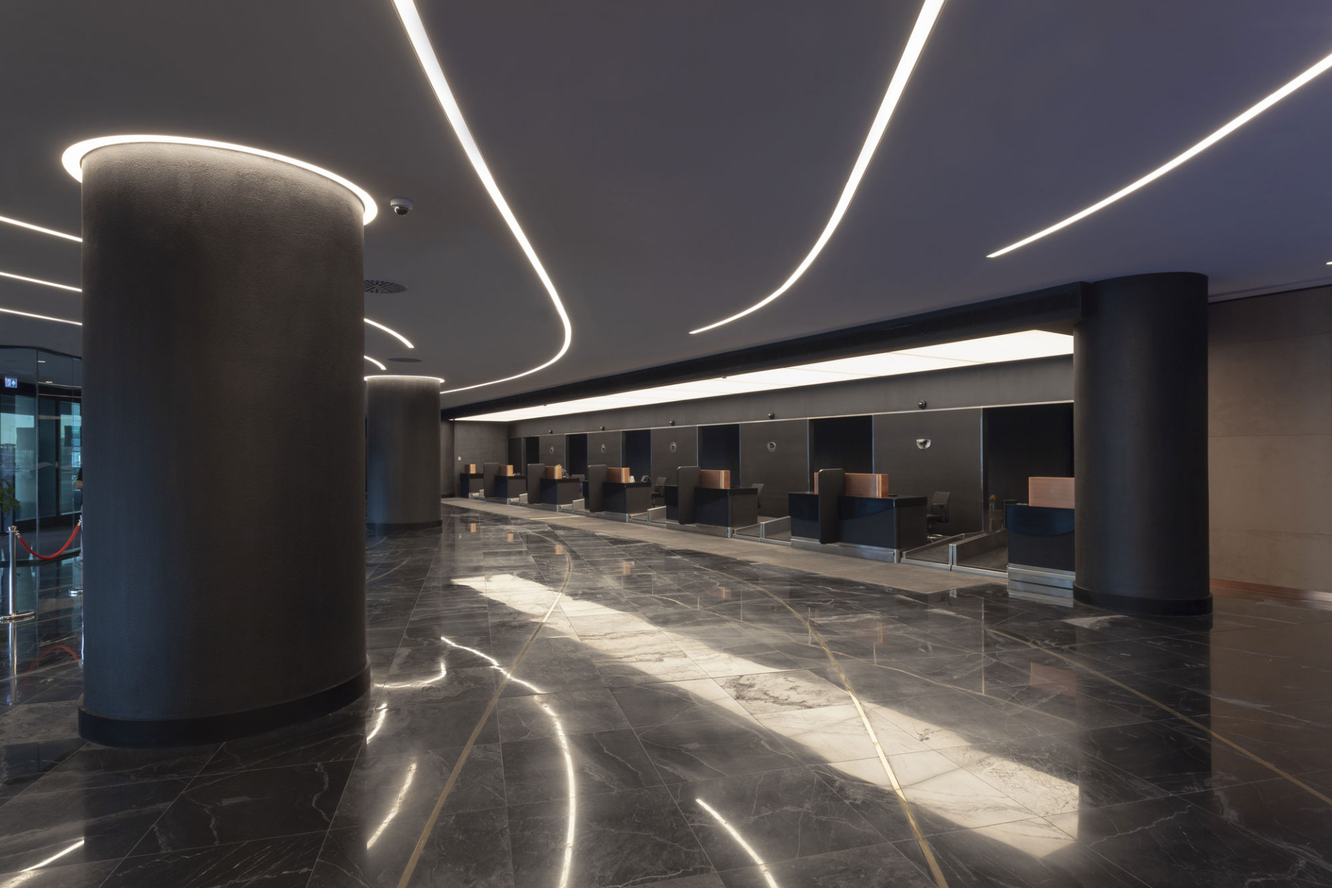 Armourcoat Acoustic® Plaster System, Istanbul Airport