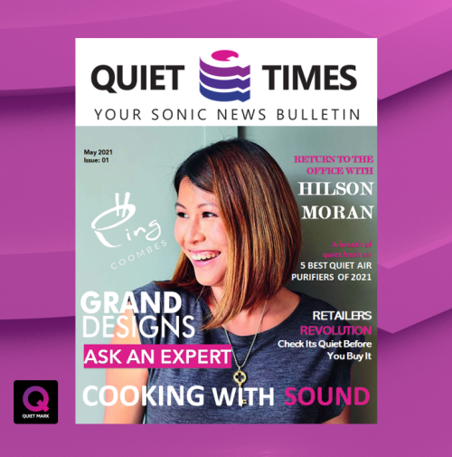 Quiet Times Issue 1