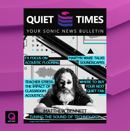 Quiet Times Issue 3