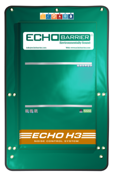 Echo Barrier H10 Acoustic Barrier
