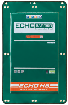 Echo Barrier H3 Acoustic Barrier