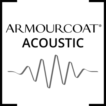 Armourcoat Acoustic® logo