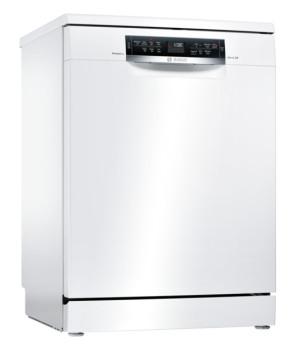 Bosch SMS67MW00G Serie 6 PerfectDry Freestanding Dishwasher