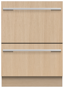 Fisher & Paykel DD60DHI9 Integrated Double DishDrawer™ Dishwasher