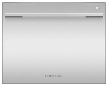 Fisher & Paykel DD60SDFHTX9 Single DishDrawer™ Dishwasher (Tall)
