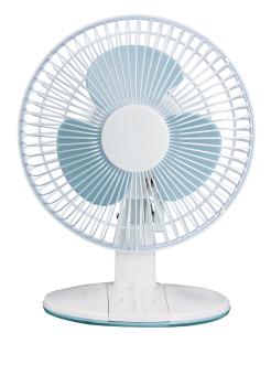 NSAuk DF-2331 9 inch/23cm White Desk Fan