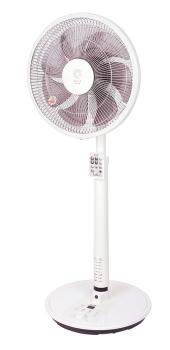 NSAuk SFDC-30213RC Touch Safe Intelligent Pedestal Fan