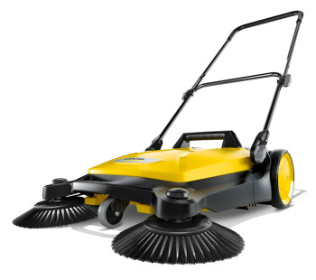 Kärcher S 4 Twin Push Sweeper