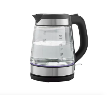 George Home 3kW Fast Boil Glass Kettle