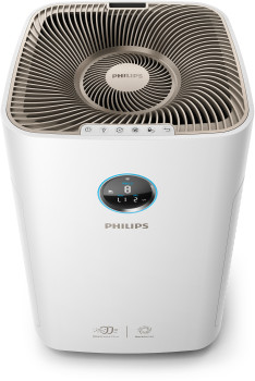 Philips 2-in-1 Air Purifier and Humidifier Series 3000/4000