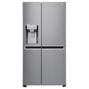 LG GSL960PZBV Large Capacity Fridge Freezer with FRESHBalancer