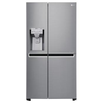 LG GSL961PZBV Large Capacity Fridge Freezer with Non-plumbed Water Tank