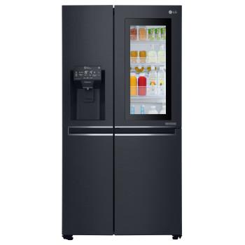 LG GSX960MCVZ Instaview Door-In-Door™ American Style Fridge Freezer