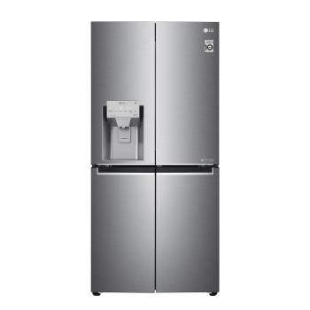 LG GMJ844PZKV Door-in-Door™ Fridge Freezer with Door Cooling™ (NatureFRESH)
