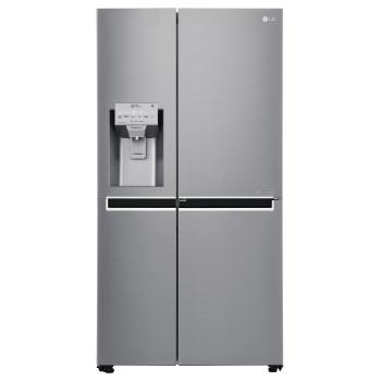 LG GSJ961PZVV Large Capacity Fridge Freezer with Non-plumbed Water Tank
