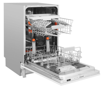 Hotpoint HSIO 3T223 W CE Integrated Dishwasher
