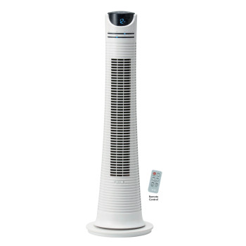 NSAuk TFDC-46RC ECO Tower Fan with RC