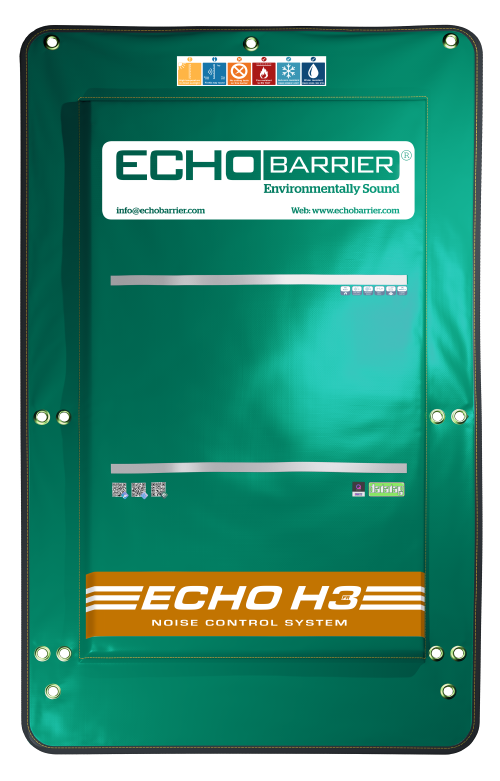 Echo Barrier H3 Acoustic Barrier featured image