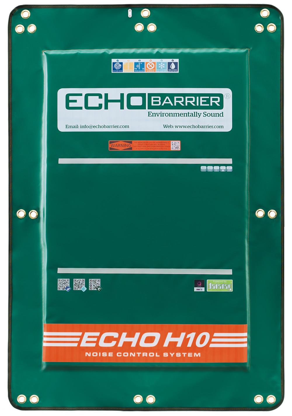 Echo Barrier H10 Acoustic Barrier featured image