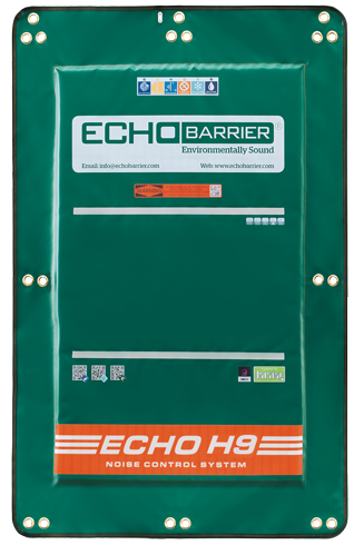 Echo Barrier H9 Acoustic Barrier featured image