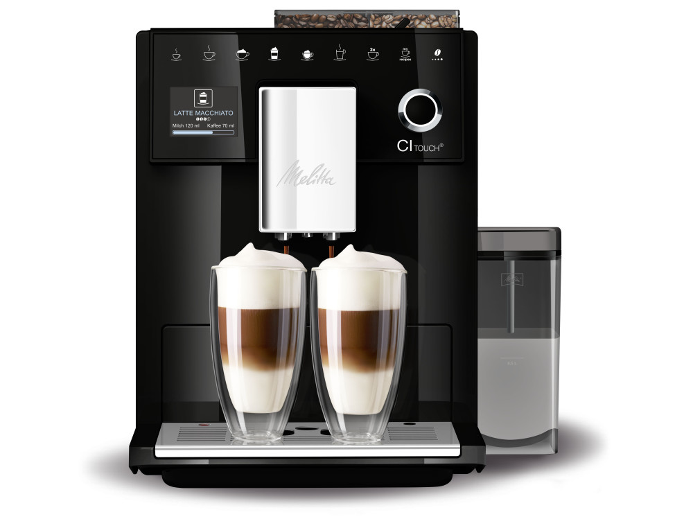 Melitta CI Touch Coffee Machine featured image