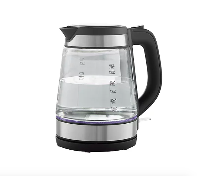 George Home 3kW Fast Boil Glass Kettle featured image