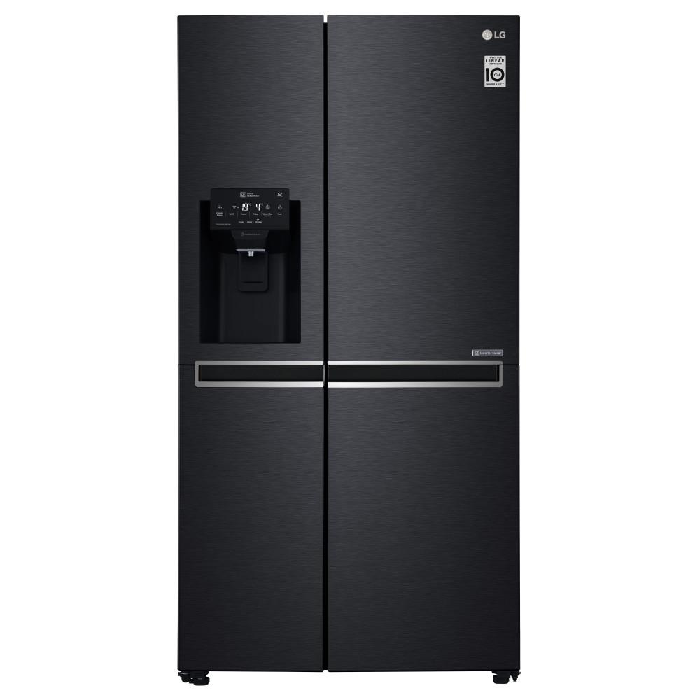 LG GSL760MCXV Large Capacity Fridge Freezer with Premium Ice & Water Dispenser featured image