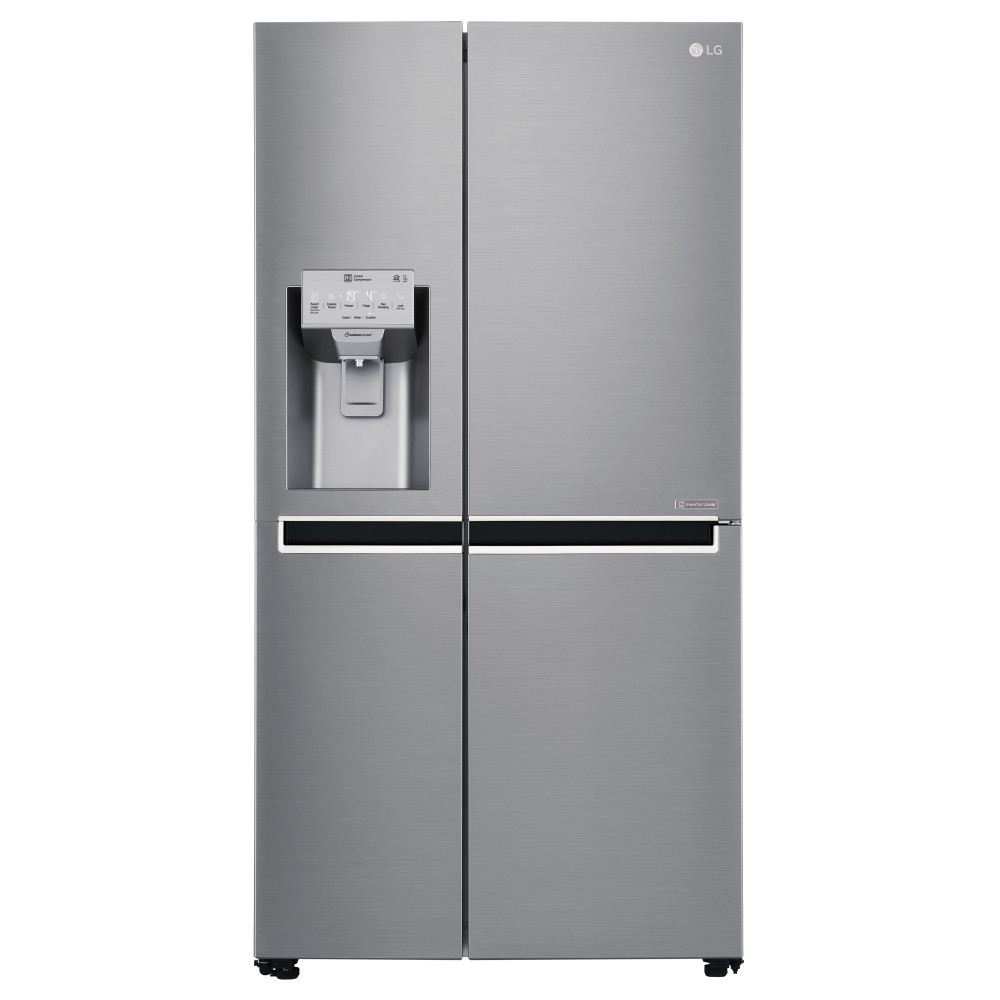 LG GSL961PZBV Large Capacity Fridge Freezer with Non-plumbed Water Tank featured image