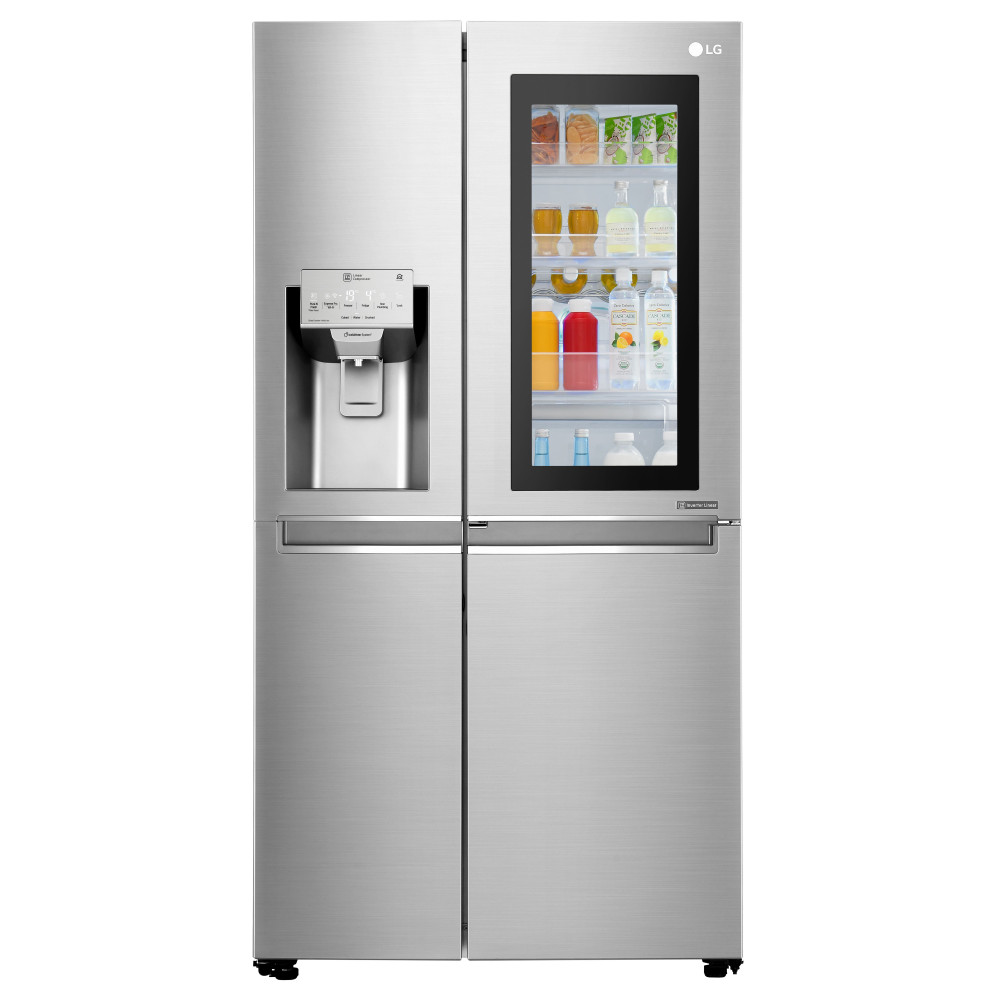 LG GSX961NSVZ Large Capacity Fridge Freezer with Door Cooling™ (NatureFRESH) featured image