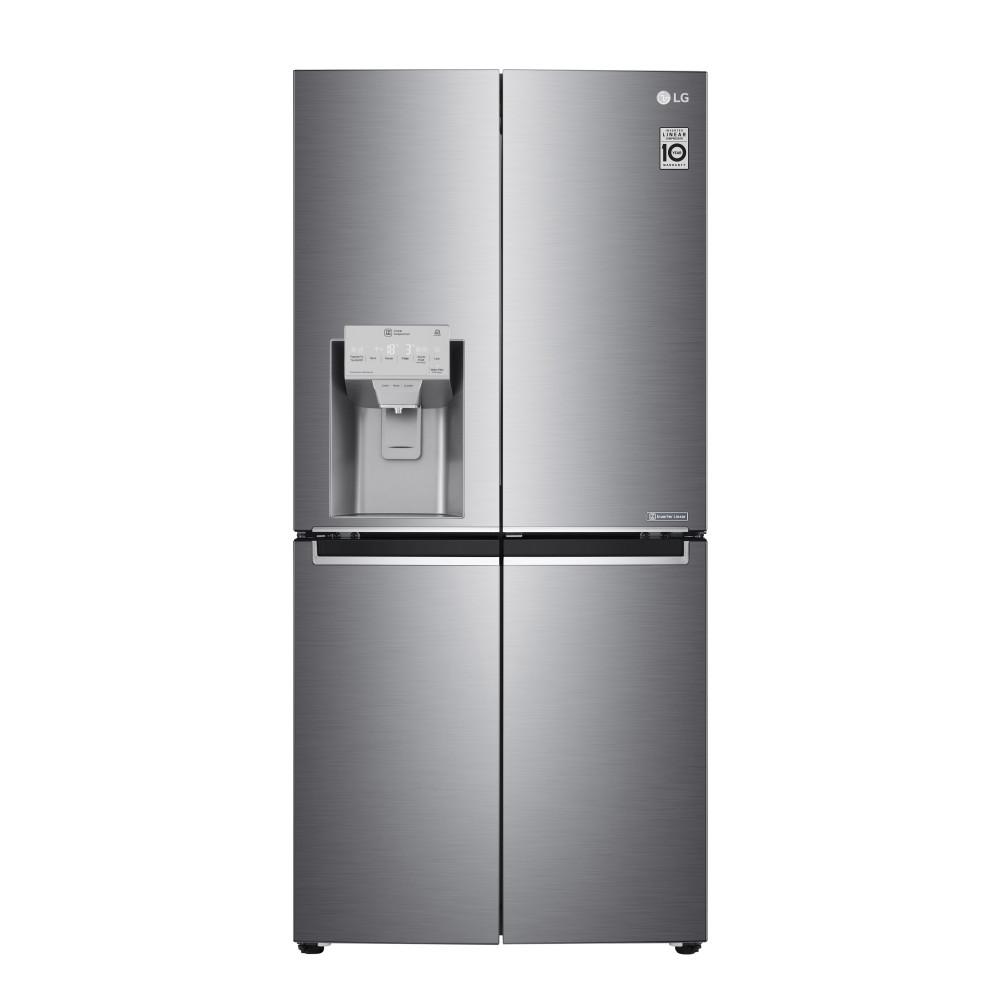 LG GMJ844PZKV Door-in-Door™ Fridge Freezer with Door Cooling™ (NatureFRESH) featured image