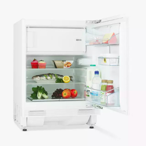 John Lewis & Partners JLBIUCFR07 Integrated Undercounter Fridge with Freezer Compartment featured image