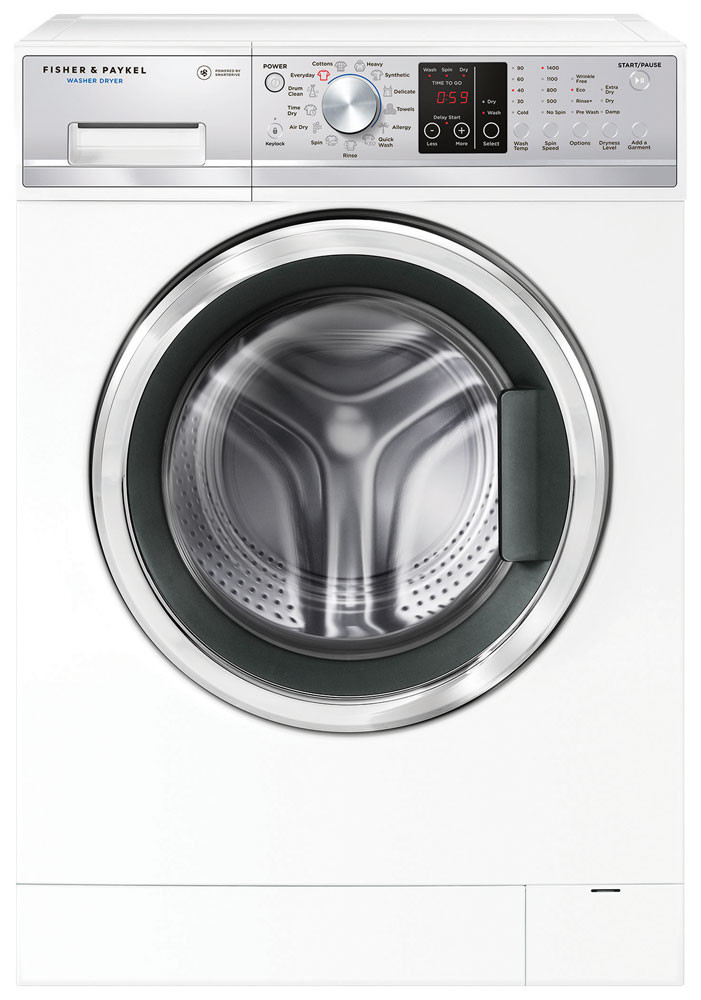 Fisher & Paykel WD8060P1 7kg / 4kg Washer-Dryer featured image