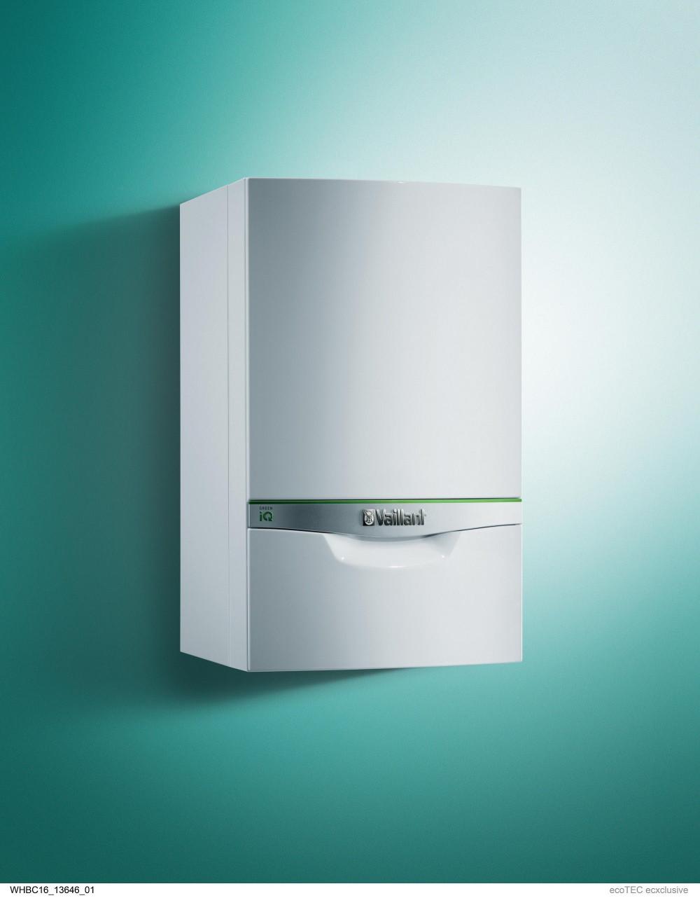 Vaillant ecoTEC exclusive Green IQ boiler range featured image